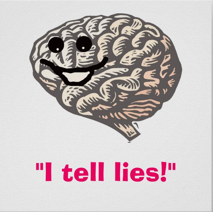 brain-lies